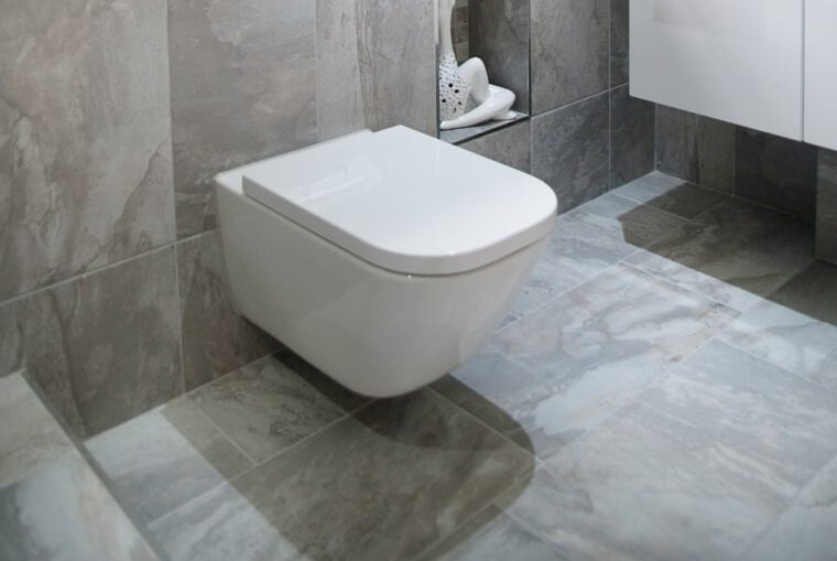 Carrelage design carrelage pour toilette moderne - Carrelage wc design ...